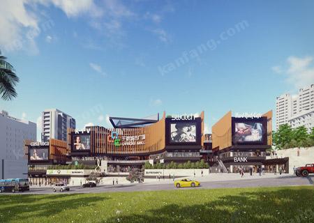 千秋城市广场